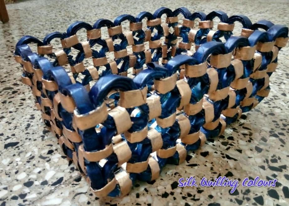 Paper Basket (3/4)