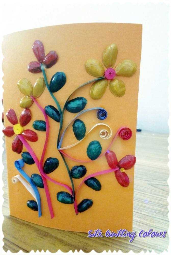Best out of Waste - Greeting Card (2/2)