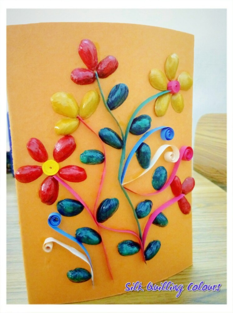 Best out of Waste - Greeting Card (1/2)