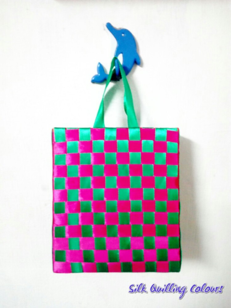 Best out of Waste - Gift bag (1/2)
