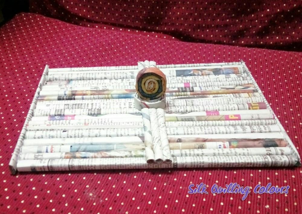 Newspaper Box - Part 2 (1/5)