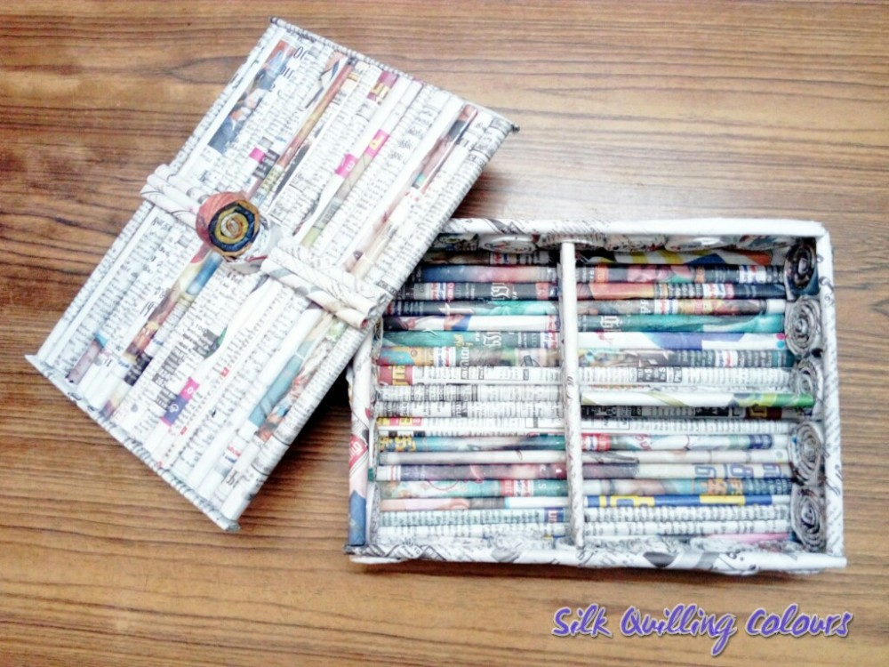 Newspaper Box - Part 2 (2/5)