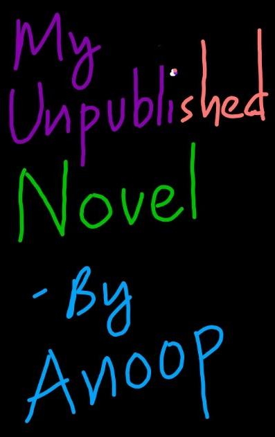 unpublished novel
