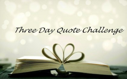 3-day-quote-challenge